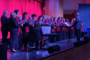 coro cantate omnes