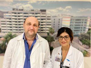 Vincenzo Noto e Simona Merlino