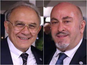 Vincenzo Provenzano e Paolo Antonio Miserendino