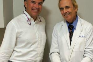 Carlo Orione e Scott Geller