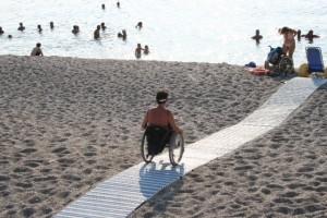 Disabili in vacanza