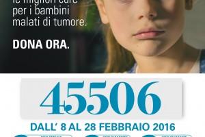 campagna Fond. Umberto Veronesi