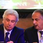 Baldo Gucciardi e Roberto Lagalla