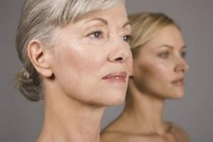 invecchiamento pelle viso