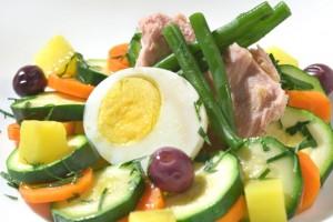 uova insalata